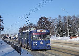 Белгородский троллейбус
