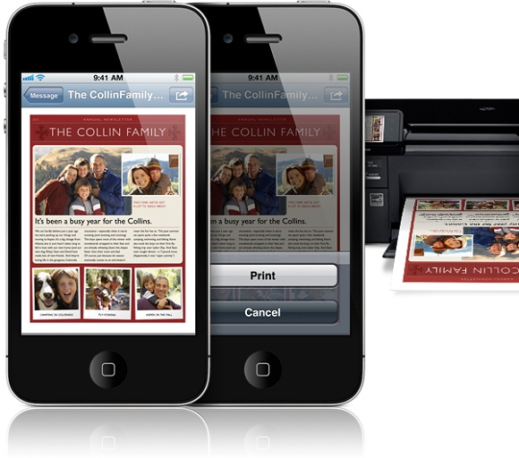 canon airprint