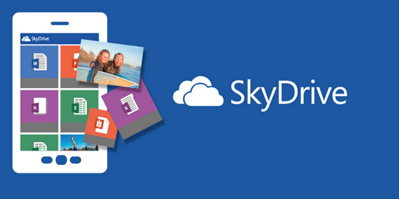 android-skydrive