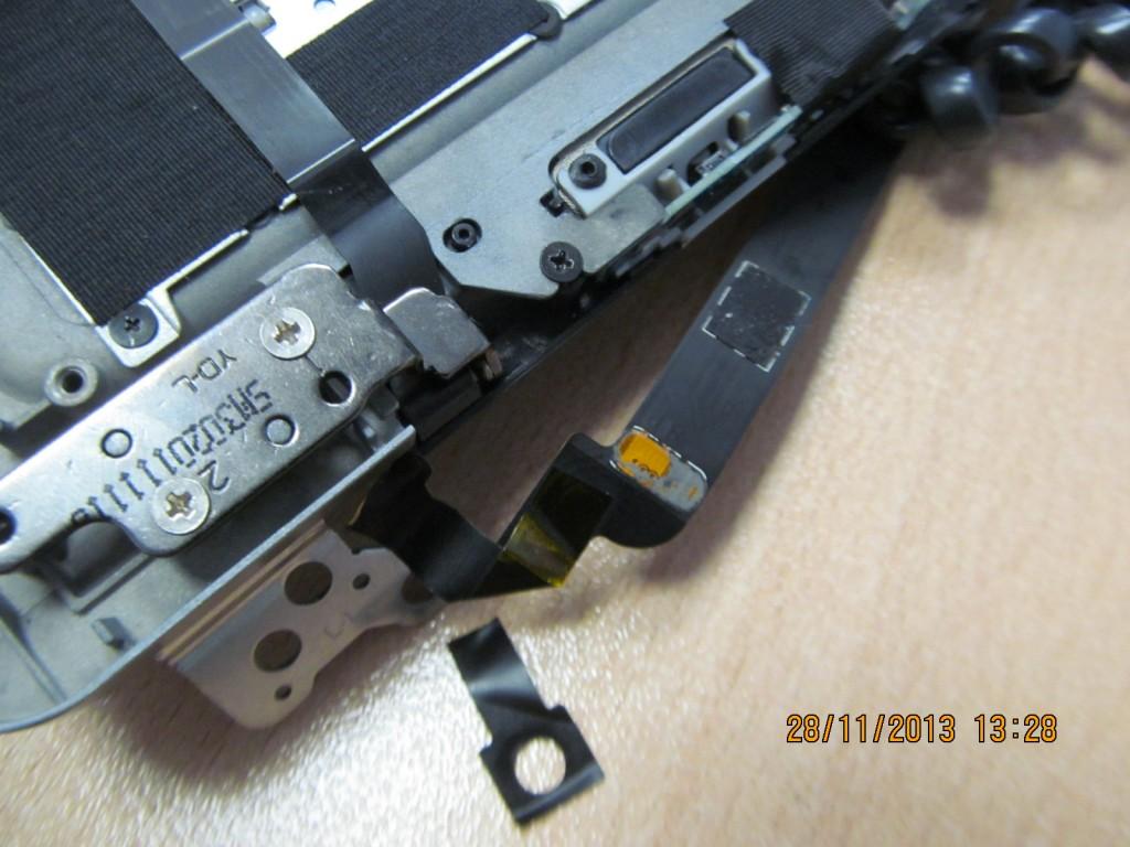 Acer s3 порвался шлейф-2