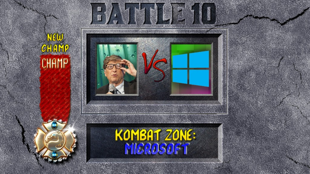 Bill gates VS Windows 8.1