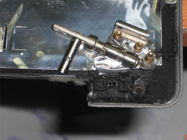 ремонт петель ноутбука lenovo